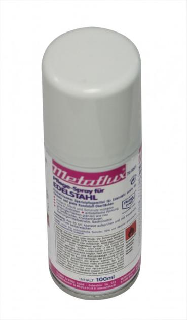 METAFLUX Edelstahl Pflege Spray 100 ml