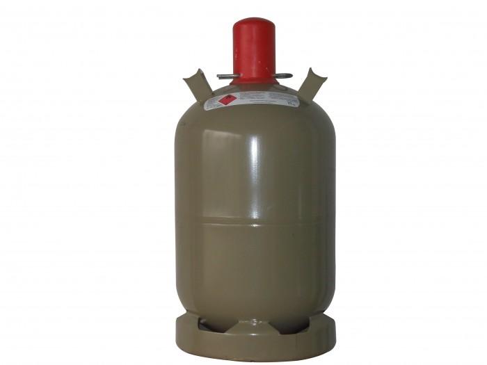 11 Kg Propangas Eigenflasche Gefullt Un1965