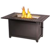 NAPOLEON Feuertisch Victorian Rechteckig Bronze  001