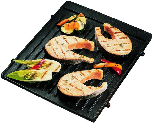 BROIL KING Backplatte 1/2 Royal, Monarch, 27,3 cm x 37,1 cm