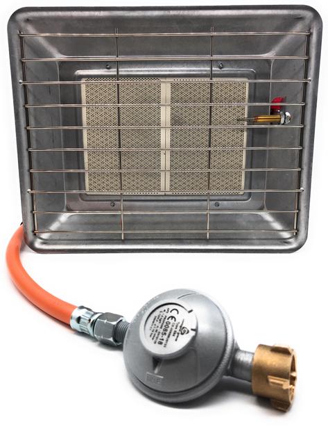 Infrarot Gasheizstrahler 4,2 kW