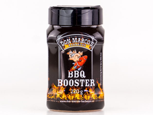 DON MARCOS BBQ Booster in 220g Dose