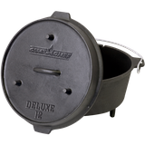 CAMP CHEF Deluxe Dutch Oven DO-12 001