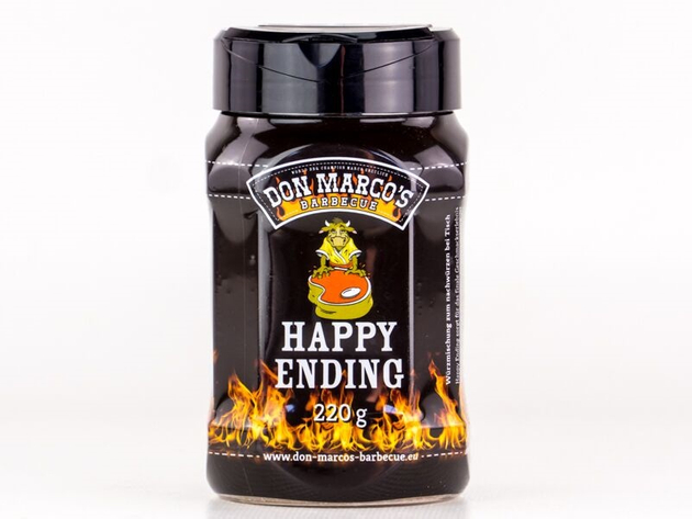 DON MARCOS Barbecue Rub Happy Ending