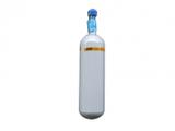 Sauerstoff med-Stahlflasche 2 liter gefüllt - UN 1072 001