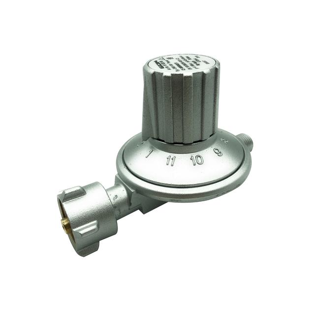 GOK Gasregler einstellbar 25-50 mbar | zum Niedrigtemperatur garen