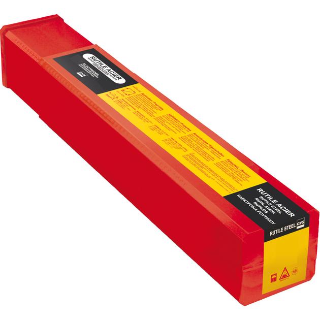 MMA Rutilelektroden in Plastikbox