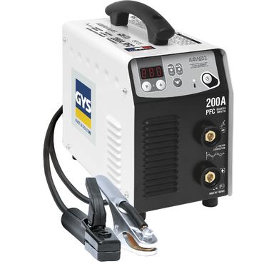 GYS Elektroden-Schweißinverter PROGYS 200A PFC