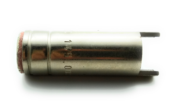 Gasdüse Punkt MB 25 zylindrisch, schraubbar