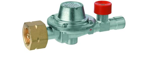 GOK Mitteldruckregler Typ M50-F/SBS fest eingestellt PS 16bar