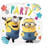 Minion Party Folienballon 001
