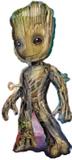 Folienballon Baby Groot  001