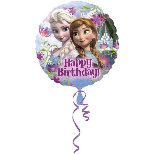 Folienballon Frozen