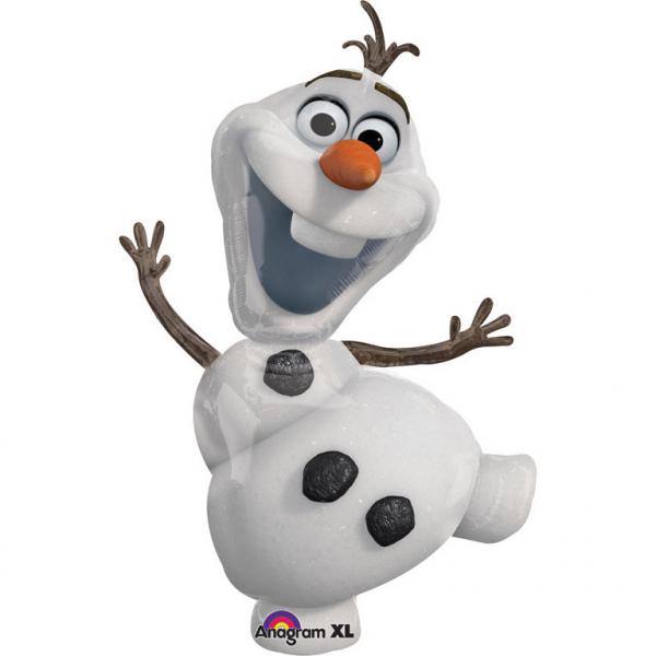 Folienballon Olaf Frozen