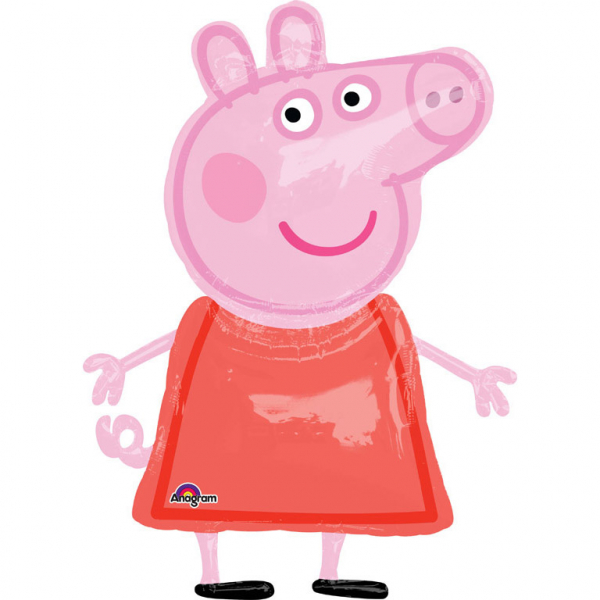 Folienballon Peppa Pig Air Walker