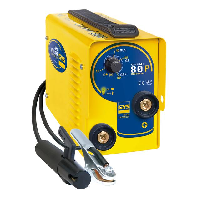 GYS Elektroden-Schweißinverter Gysmi 80 P