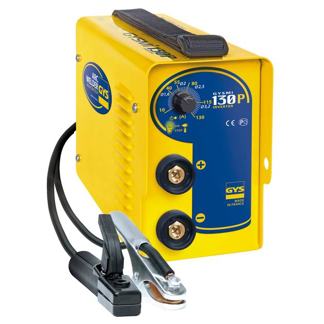 GYS Elektroden-Schweißinverter Gysmi 130 P