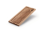 NAPOLEON Zedernholzplanke mit Rand  001
