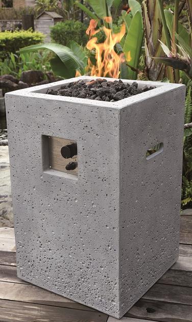 ELEMENTI Feuerstelle Kelut