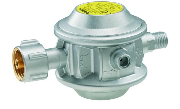 GOK Niederdruckregler mit Überdruck-Sicherheitseinrichtung