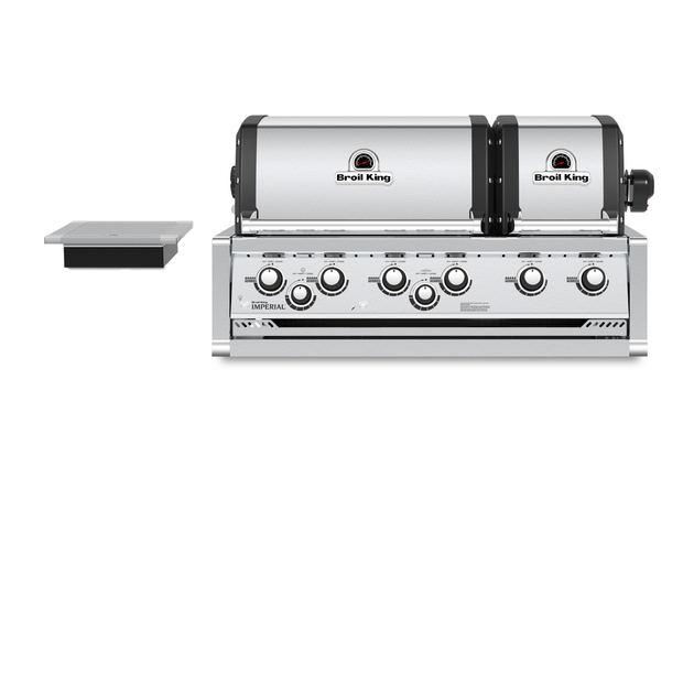 BROIL KING Imperial 690 XL Pro Built-In