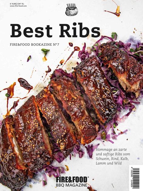 Best Ribs BBQ Magazine Buch