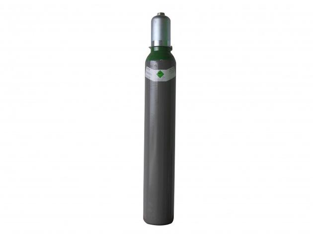 Argon 4.6 Stahlflasche 10ltr. gefüllt - UN1006
