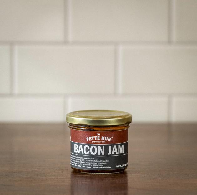 Die Fette Kuh Bacon Jam