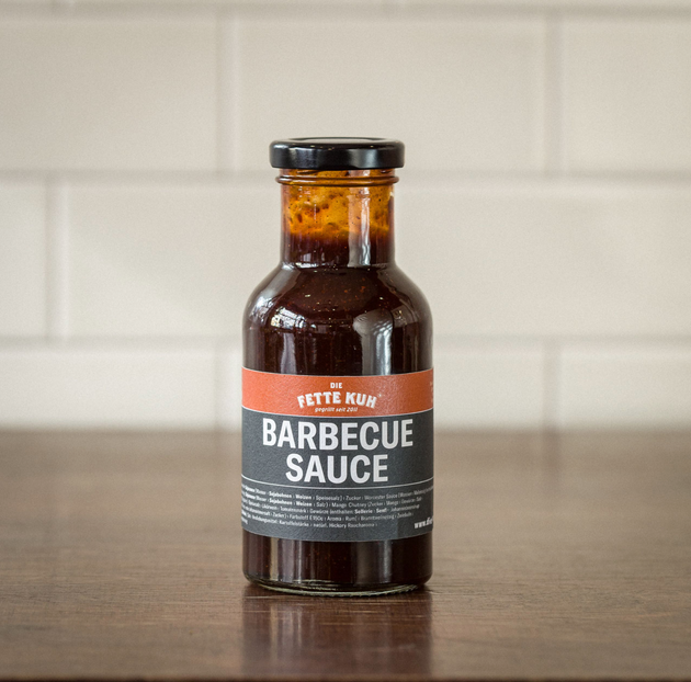 Die Fette Kuh Barbecue Sauce 250ml