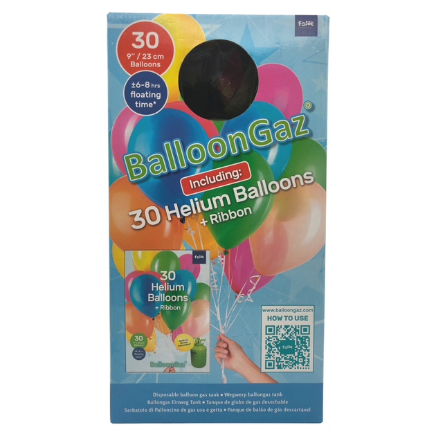 Balloon Time Kit 30