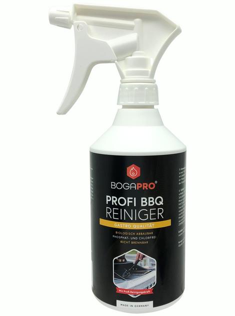 BoGaPro BBQ Reiniger Sprayflasche 500ml