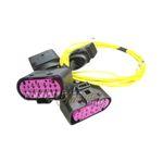 Adapter Kabelbaum Kabel Bi-Xenon auf VOLL LED Scheinwerfer für Audi A6 4G C7