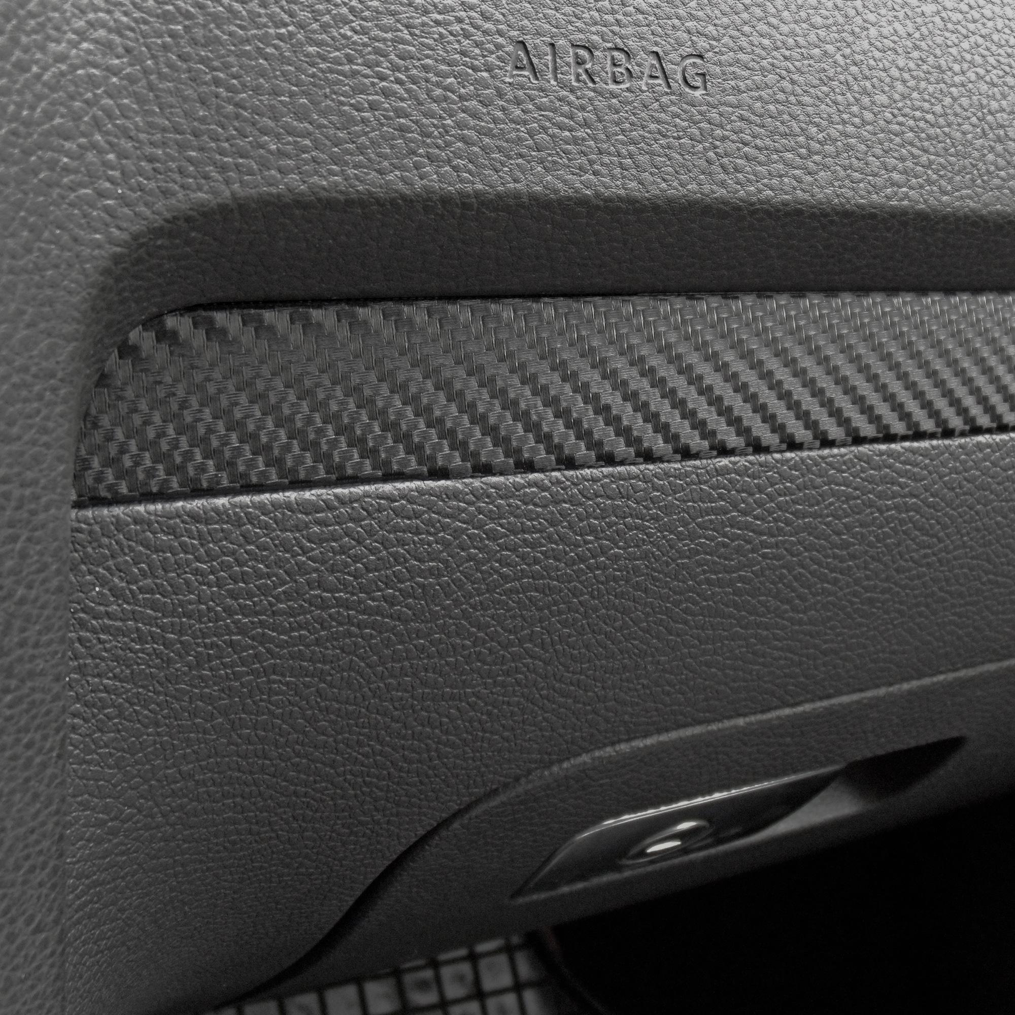 Premium Innenraum Zierleisten Dekor Blende Design Folie Auto Set In Grau Matt Arafat Mr