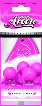 10x Original Areon Duftbaum Lufterfrischer Auto Duft in Bubblegum – Bild 1
