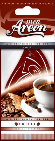 10x Original Areon Duftbaum Lufterfrischer Auto Duft in Kaffee – Bild 1