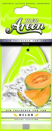 10x Original Areon Duftbaum Lufterfrischer Auto Duft in Melone – Bild 1
