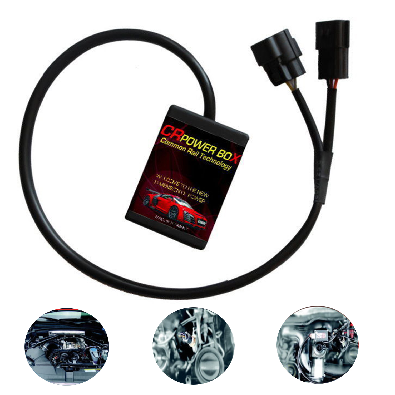 W639 2.0 CDI 136 PS Tuning Power Box Chiptuning Mercedes Viano