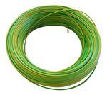 0,29€/m KFZ LKW Kabel Litze Leitung Flexible FLRy 0,5mm² 20m Grün / Gelb Germany