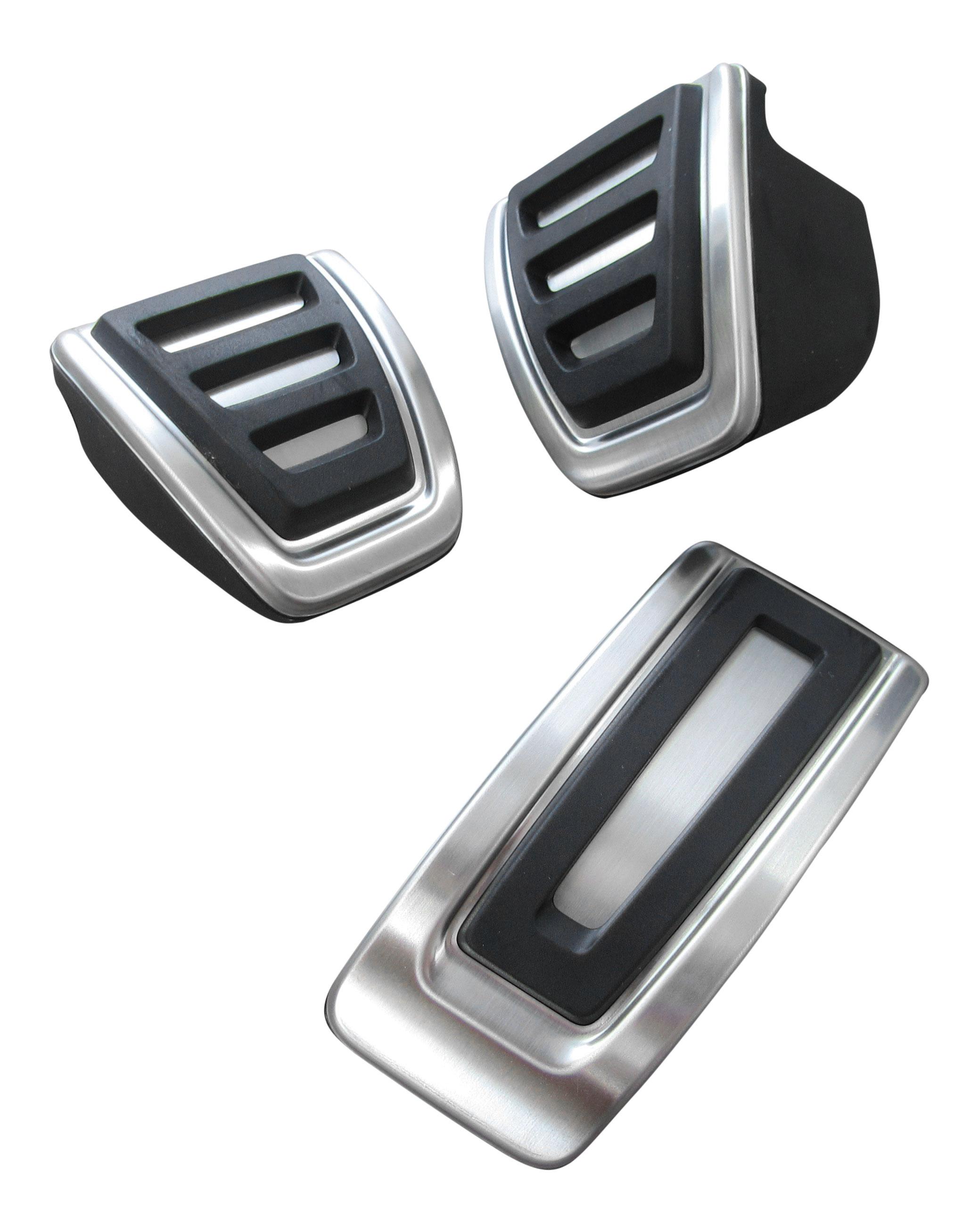 original audi pedale kappen gummi f r schaltung audi a3 s3. Black Bedroom Furniture Sets. Home Design Ideas