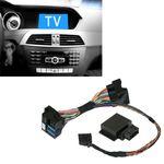 Original Kufatec TV DVD Bild Free Freischaltung für Mercedes Navi APS NTG 4.5