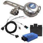 Für Seat Leon II 1P / Original Kufatec Sound Booster Active Modul + Sound Modul