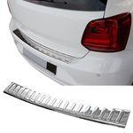 Edelstahl LADEKANTENSCHUTZ Chrom für Dacia Sandero I / Sandero Stepway bis 2013