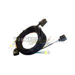 Adapter Kabelbaum ALWR Regulierung Nachrüstung SET für Audi A6 S6 4B + Avant