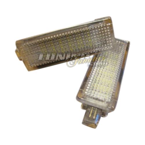 2x 18 LED Innenraum Fußraum Beleuchtung für BMW E60 E61 E90 E91 E92 E93 E81 E87