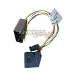 Adapter Kabelbaum SET passend für Mercedes Audio 10 20 CD APS 30 auf Comand 2.0