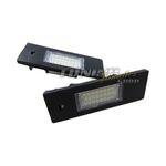 2x LED SMD Kennzeichenbeleuchtung Kennzeichen Leuchten SET CANBUS Eintragungsfrei-FREI !