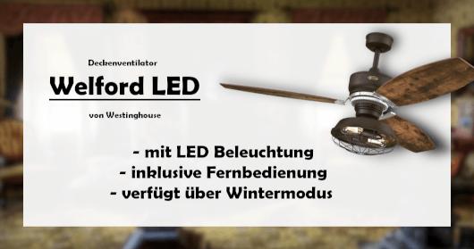 inklusive LED & Fernbedienung !