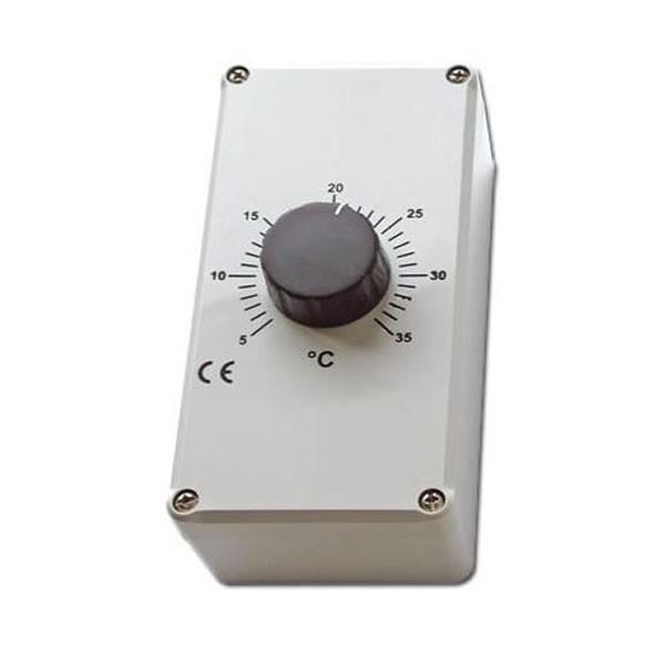 98279 Thermostat Raumthermostat CasaFan CTH10 IP54