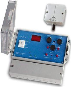 Thermostat CasaFan Temperatur Regelsystem ELTHR6 IP54