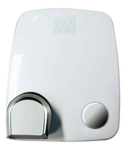 Vortice Manual Hand Dryer Metal Dry IPX4